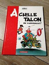 ACHILLE TALON en vadrouille Greg édition pour citroën (DL mai 2001) côte BDM 30e