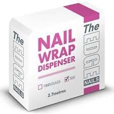 Edge Nails Uñas Wrap Dispensador (Seda) 2.7 metros