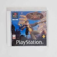 Sony Playstation 1 PS1 - Disneys Treasure Planet + Manual Free Postage