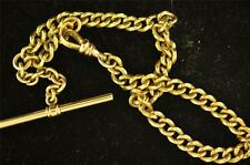 VINTAGE 12 INCH POCKETWATCH CHAIN!! VERY CLEAN, GREAT CONDITION