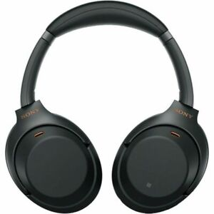 NEW Sony WH-1000XM3 Wireless Noise Cancelling Headphones - Black-No hidden cost-