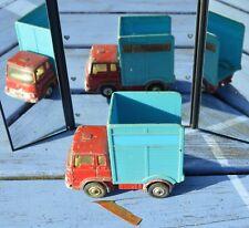 """Bedford Corgi Toys """"Chipperfield Circus"""", manque porte arrière et rétroviseurs,"""