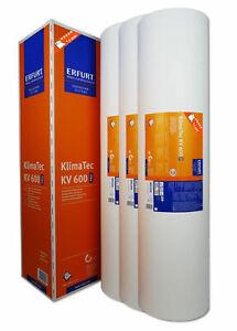 Erfurt KlimaTec KV 600 Pro 45 m² Thermovlies 4 mm Innendämmung