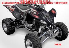 Invision décor Graphic Kit ATV yamaha yfz 450 04-14,yfz 450r Joker Décalques B