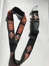 Harley Davidson Lanyard Key/ID Fob UK SELLER