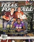 2007 Colt McCoy Longhorns Dave Campbell's Texas Football Magazine