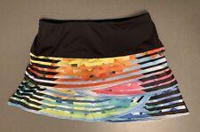 New listing Lucky in Love Women's Medium M 8 10 Tennis Skirt Skort Undershorts Tiered