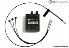 K&K Trinity Pro Mini acoustic guitar pickup+mike system