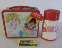Vintage New W/ Tags Aladdin Lunchbox 1985 Strawberry Shortcake Berrykin