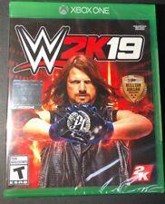 WWE 2K19 (XBOX ONE) NEW