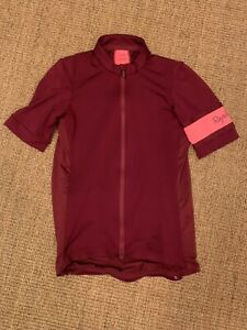 Women's rapha cycling Jersey XS - Souplesse Jersey 2 Purple.  Read Description
