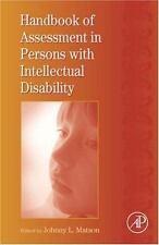 International Review of Research in Mental Retardation, Volume 34: Handbook of A