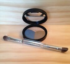 Laura Geller Baked Eye Pie Shadow Trio BLUEBERRY MUFFIN with Free BRUSH! New!