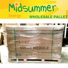 Paleta de 100W 250W 300W 370 Precio Mayorista Paneles Solares-Panasonic Poliéster/Mono 1kW