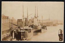 Boston. Docks by E. W. Peakome, Boston # 6.