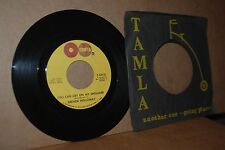 BRENDA HOLLOWAY: YOU CAN CRY ON MY SHOULDER; TAMLA 54121 VG++ NORTHERN SOUL 45
