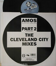 """AMOS ~ Only Saw Today / Instant PART 2 ~ 12"""" Single PS"""