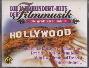 JAHRHUNDERT HITS DER FILMMUSIK * NEW 2MC AUDIO CASSETTES 1996 * VARIOUS ARTISTS
