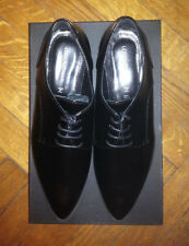 LORENZO MARI CLASSIC POINTED LEATHER SHOES - NEW!