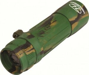 MILITARY STYLE DALES MONOCULAR 10 x 25 in WOODLAND CAMOUFLAGE