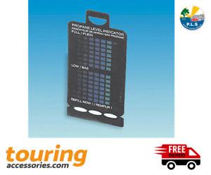 PLS Magnetic Gas Level Indicator - Propane - Butane - Gas Cylinder Gauge