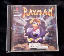 Rayman OVP (Sony Playstation 1, 1995)