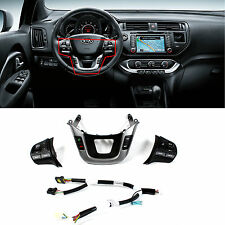 Steering Wheel Auto Cruise Control Switch & Audio Remote Switch for 12~14 Rio