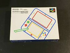 NEW NINTENDO 3DS LL [SUPER FAMICOM EDITION] NEW JAPAN Japanese language only