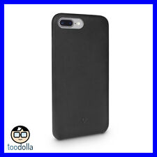 TWELVE SOUTH Relaxed Leather - burnished leather case  - iPhone 7/8 Plus, Black