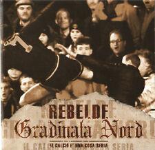 REBELDE /GRADINATA NORD Il Calcio è Una Cosa Seria punk Oi Skinhead Hooligan LP
