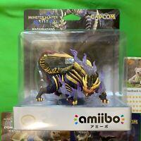 Monster Hunter Rise Magnamalo amiibo Figure Nintendo Switch CAPCOM