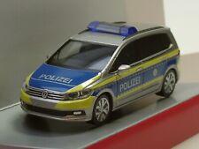 """Herpa VW Touran """"Polizei Nordrhein-Westfalen"""" - 094887 - 1:87"""