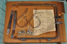 NOS 1970-73 BMW /5 Bates Saddlebag Mounting Kit, R50/5 R60/5 R75/5