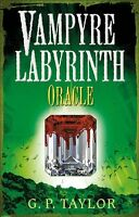 G P TAYLOR __ VAMPIRE LABRINTH ORACLE __ BRAND NEW __ FREEPOST UK