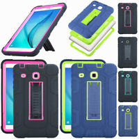 For Samsung Galaxy Tab A 7.0 inch SM-T280 T285 Armor Protective Case Cover Stand