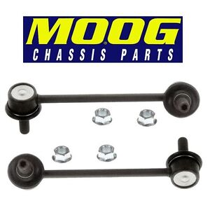 For Honda Acura Pair Set of Rear Left & Right Stabilizer Bar Links MOOG