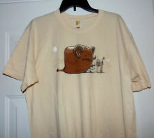 BANTHA-PHANT Fitted T-Shirt Men's EXTRA LARGE XL Star Wars Spoof Shirt.Woot!