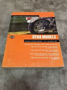 Harley Davidson Motorcycle Manuals And Literature 2002 2002 Year Of Publication Repair For Sale Ebay