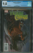 VENOM vs. CARNAGE #4  CGC 9.8 NM/MT 1st Cover Appearance TOXIN Patrick Mulligan