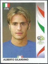 PANINI FIFA WORLD CUP-GERMANY 2006- #336-ITALY-ALBERTO GILARDINO