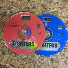 Jane's Fighters (PC, 1998) DISC ONLY B1