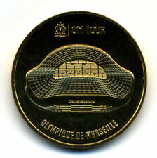 13 MARSEILLE OM Tour, Orange Vélodrome, 2019, Monnaie de Paris