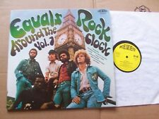 Equals, equals ROCK LP M -/M-President Records 87292 IT GERMANY 1973
