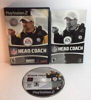 PS2 NHL Head Coach