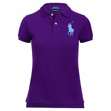 Polo Ralph Lauren™ Big Pony / Taille M / Violet / RRP 125€