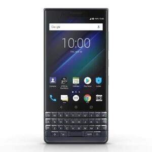(Refurbished) BlackBerry KEY 2 LE (BBE100-2) 64GB Dual Sim Smartphone Unlocked