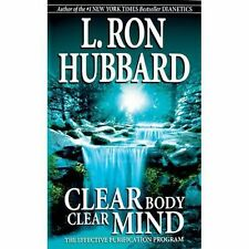 Clear Body Clear Mind by L. Ron Hubbard | Paperback Book | 9788740202632 | NEW