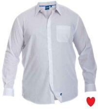 Camisas y polos de hombre de manga larga de color principal blanco talla XL