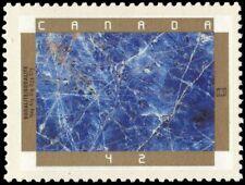 "CANADA 1437 - Mineral Heritage ""Sodalite"" (pa90822)"