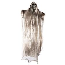 1.8m Grande Horror calavera Colgante Ghost Halloween Esqueleto Fantasma Cráneo